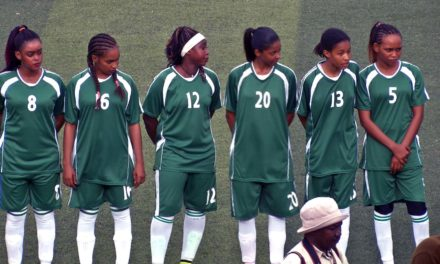 Despite prejudice, Sudan launches women's football league