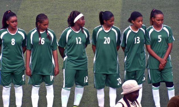 Despite prejudice, Sudan launches women's football league