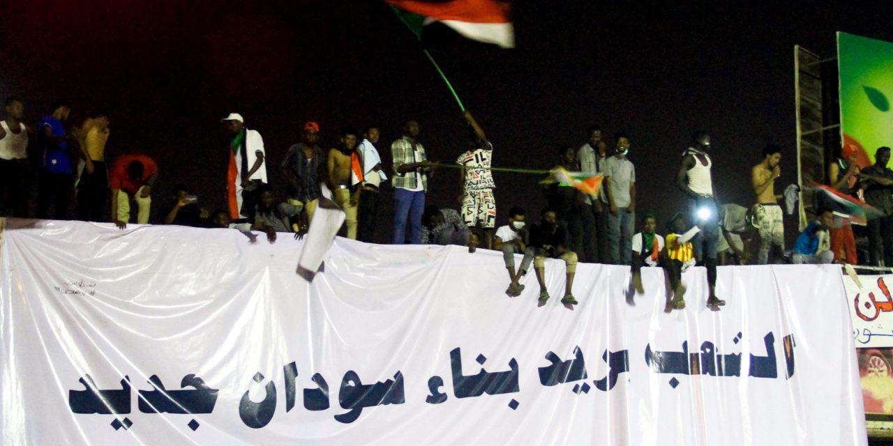 Sudan's revolution one year on
