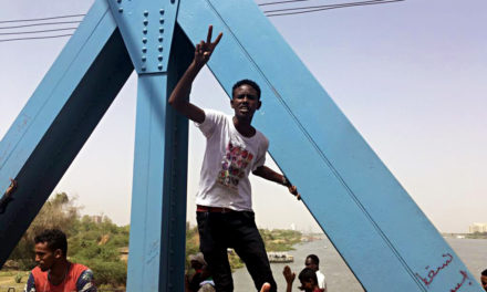 Sudan's 'Great December'