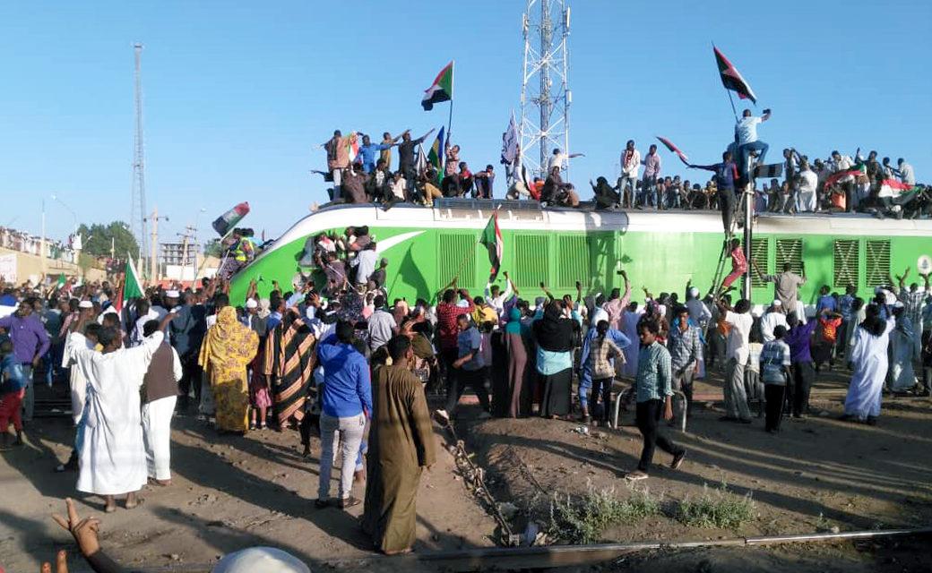 The cradle of Sudan's revolution