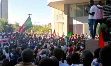 Growing polarisation puts pressure on Sudan's leadership