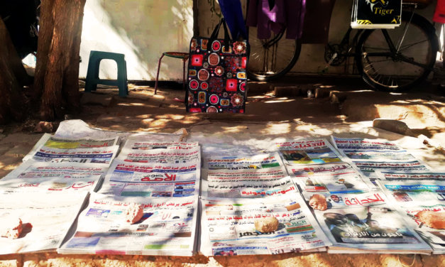 In the making: press freedom in Sudan