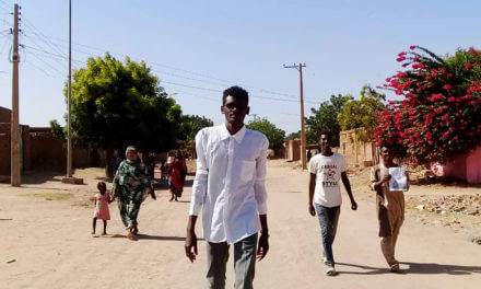 Standing tall: Sudan's civil society
