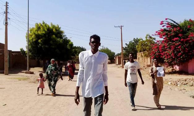 Standing tall: Sudan's civil society